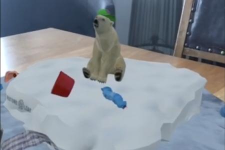 Video Carousel Rette den Eisbär 3