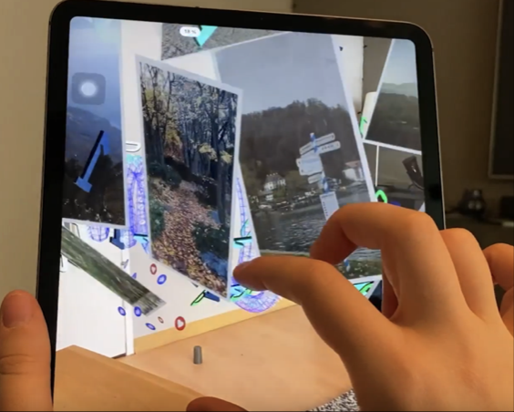 Video – Making-off AR-Story Rette die Schmetterlinge